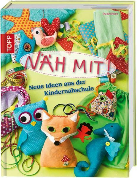 Boek - Näh mit! Neue Ideen