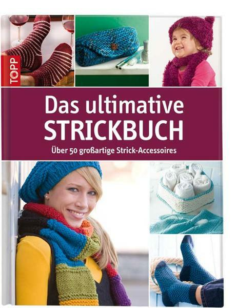Boek - Das ultimative Strickbuch