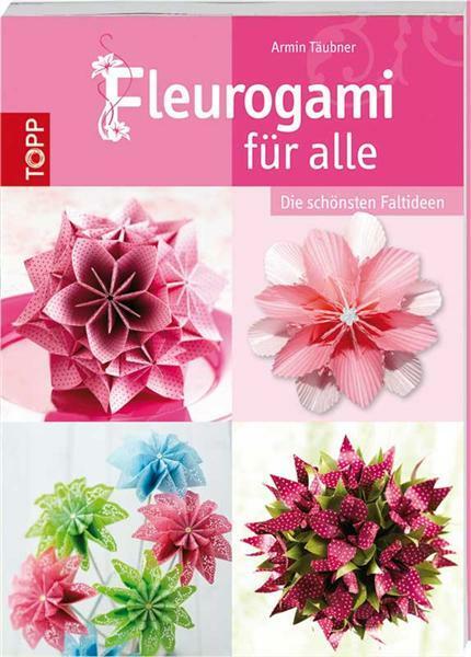 Livre - Fleurogami für alle