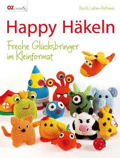 Boek - Happy Häkeln