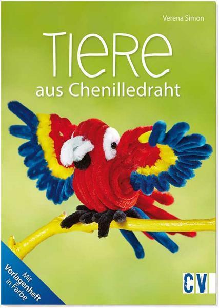 Buch - Tiere aus Chenilledraht