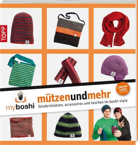 Buch - myboshi mützenundmehr