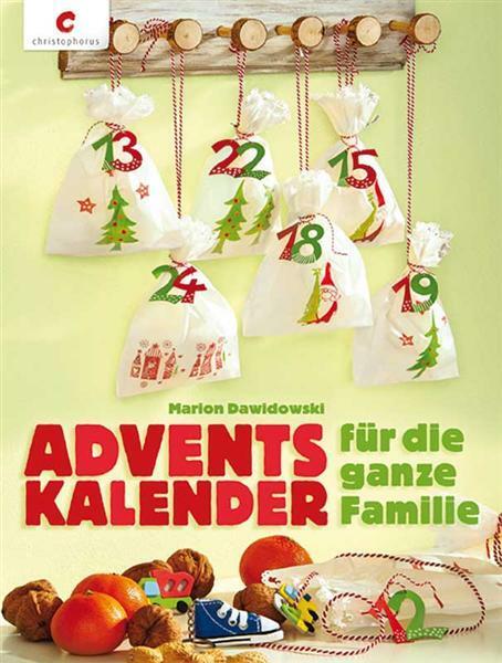 Boek - Adventskalender für die ganze Familie