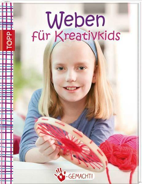 Buch - Weben für Kreativkids