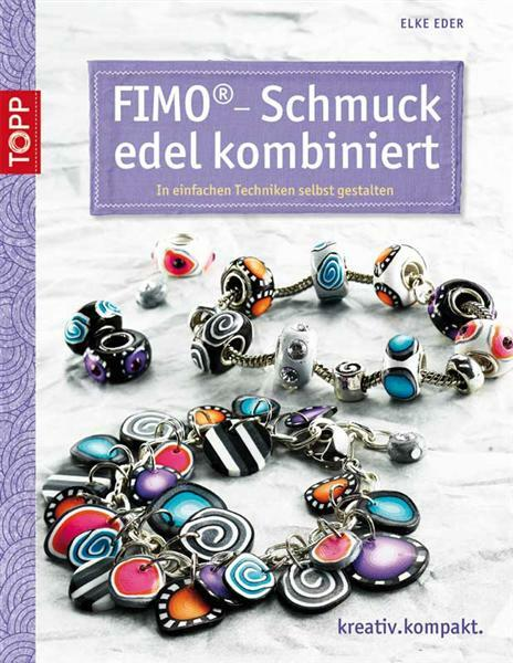 Livre - Fimo Schmuck edel kombiniert