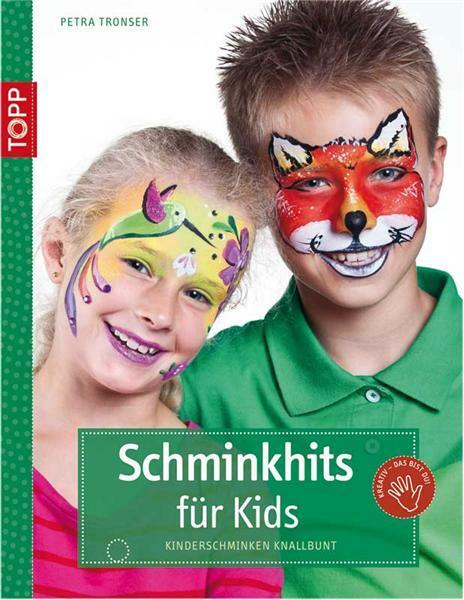 Livre - Schminkhits für Kids