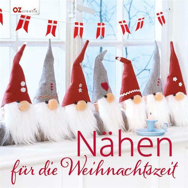 Boek - Nähen für die Weihnachtszeit