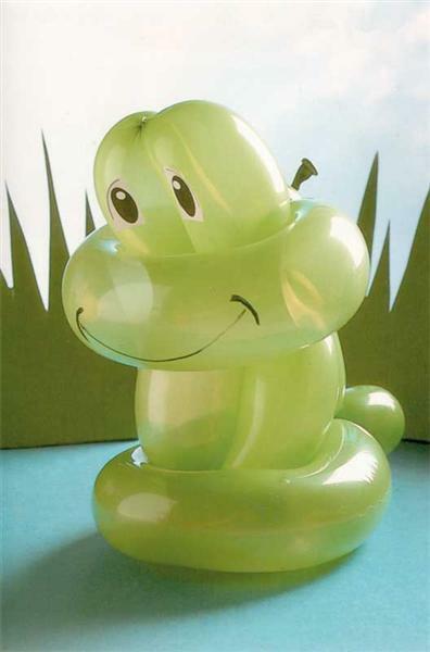 Boek - Zaubereien mit Luftballons
