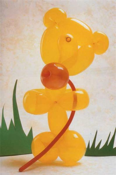 Livre - Zaubereien mit Luftballons