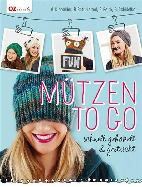 Boek - Mützen to go