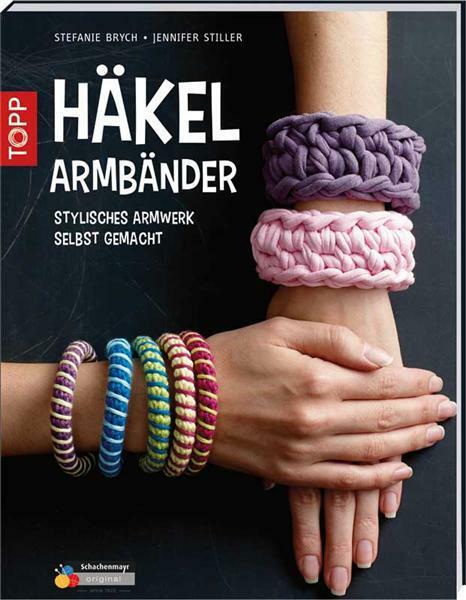 Buch - Häkel Armbänder