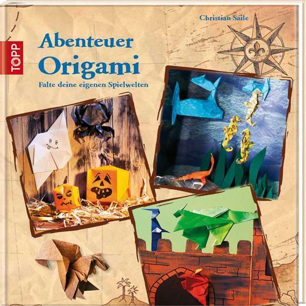 Buch - Abenteuer Origami