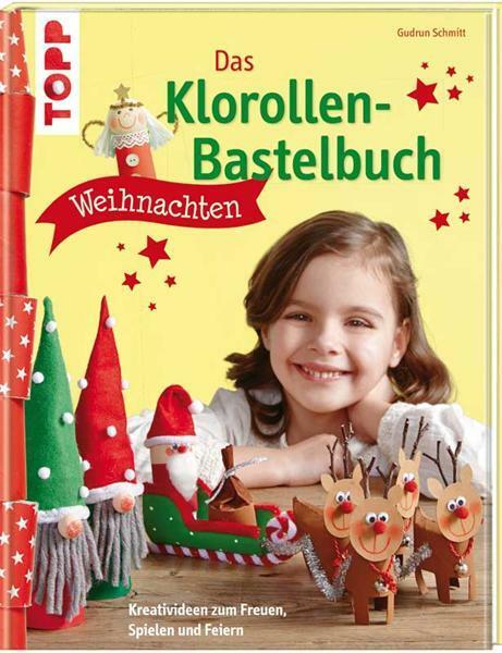 Buch - Das Klorollen-Bastelbuch Weihnachten