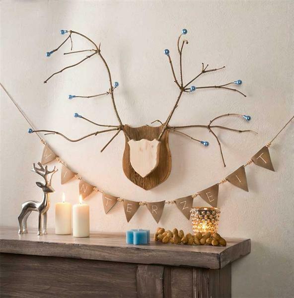Livre - Holzdeko für Winter & Weihnachten