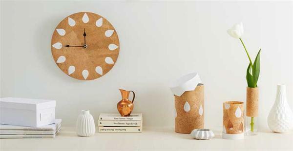 Boek - Dekorative Ideen aus Kork