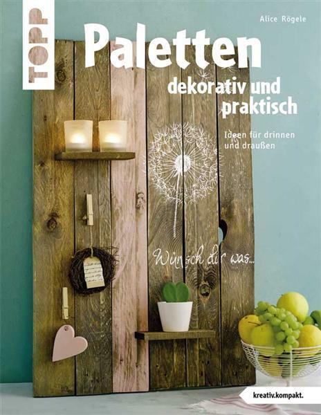Boek - Paletten dekorativ & praktisch