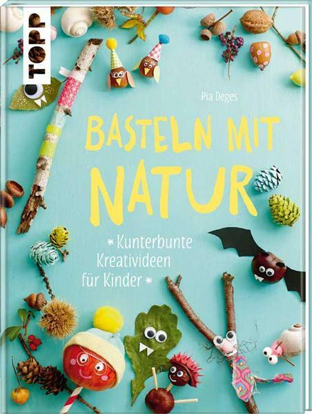 Buch - Basteln mit Natur