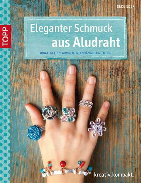 Boek - Eleganter Schmuck aus Aludraht