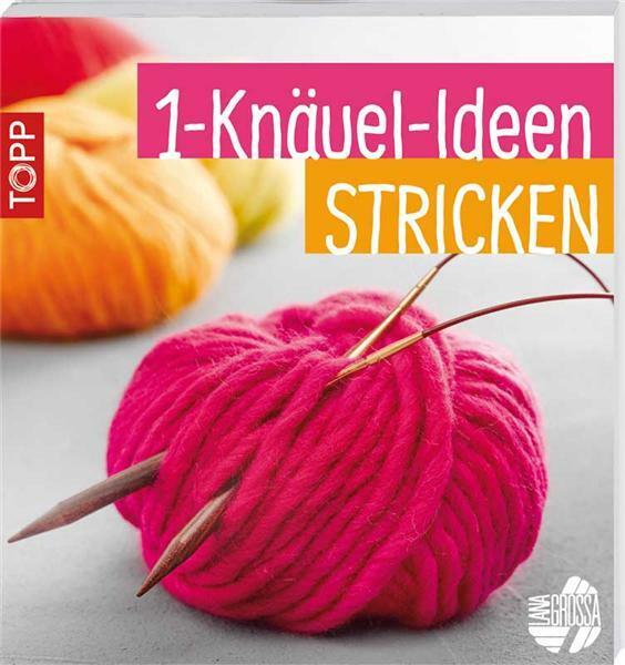 Boek - 1-Knäuel-Ideen Stricken