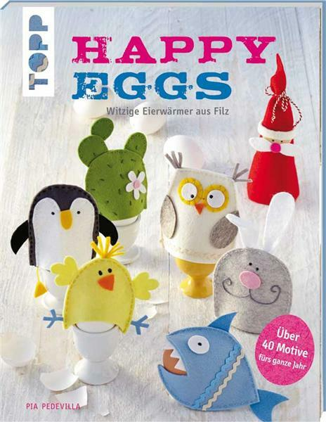 Buch - Happy Eggs