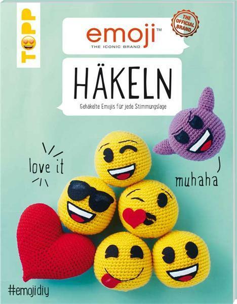 Buch - Emojis häkeln