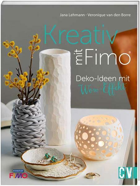 Buch - Kreativ mit Fimo, Dekoideen