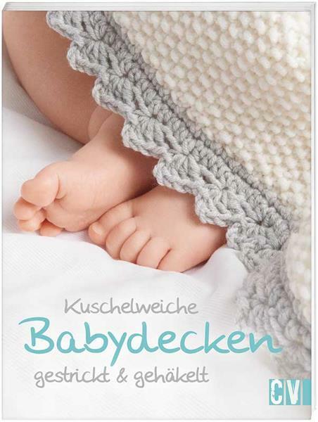 Buch - Kuschelweiche Babydecken