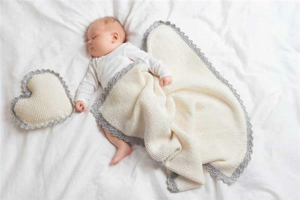 Boek - Kuschelweiche Babydecken