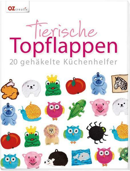 Buch - Tierische Topflappen