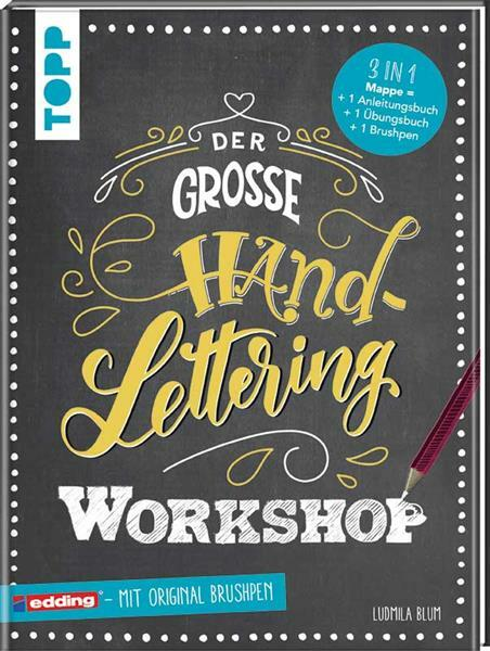 Livre - Der große Handlettering Workshop