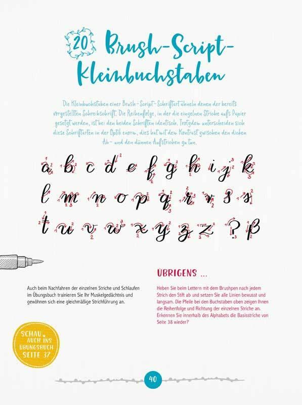 Boek - Der große Handlettering Workshop