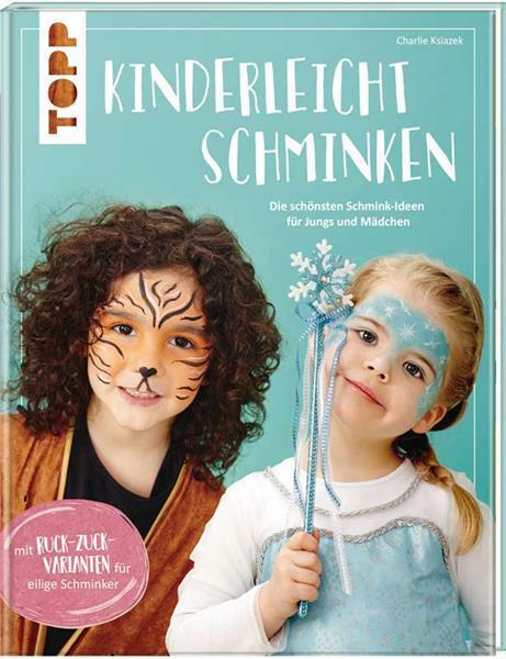 Buch - Kinderleicht Schminken