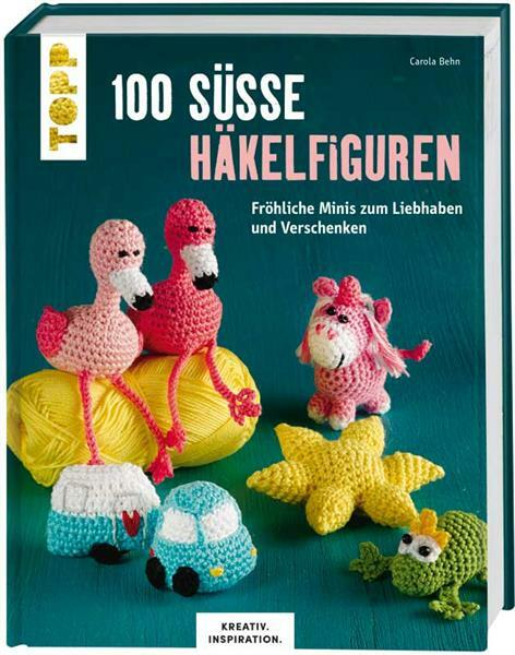 Livre - 100 süsse Häkelfiguren