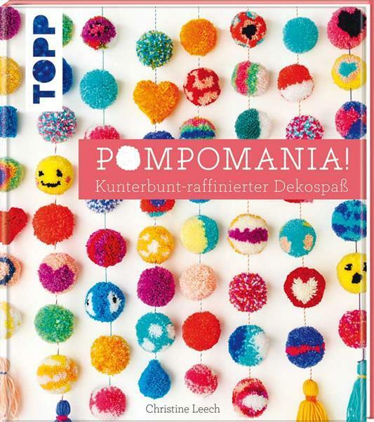 Boek - Pompomania