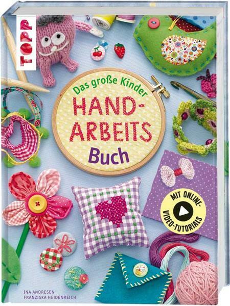 Boek - Das große Kinder Handarbeitsbuch