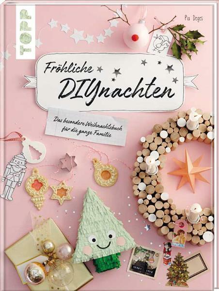 Buch - Fröhliche DIYnachten