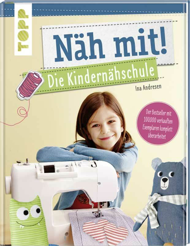 Livre - Näh mit! Kindernähschule