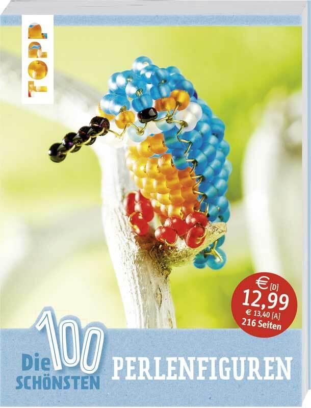 Livre - Die 100 schönsten Perlenfiguren