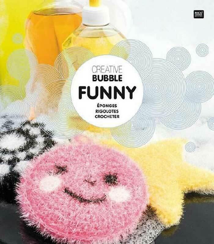Boek - instructieboekje Bubble Funny, FR