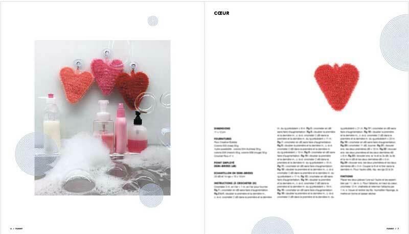 Buch - Anleitungsheft Bubble Funny, FR