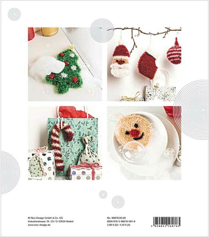 Buch - Anleitungsheft Bubble Christmas, DE/NL