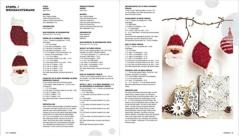 Boek - instructieboekje Bubble Christmas, DE/NL