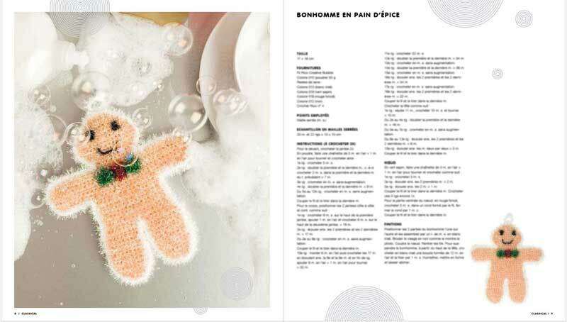 Boek - instructieboekje Bubble Christmas, FR