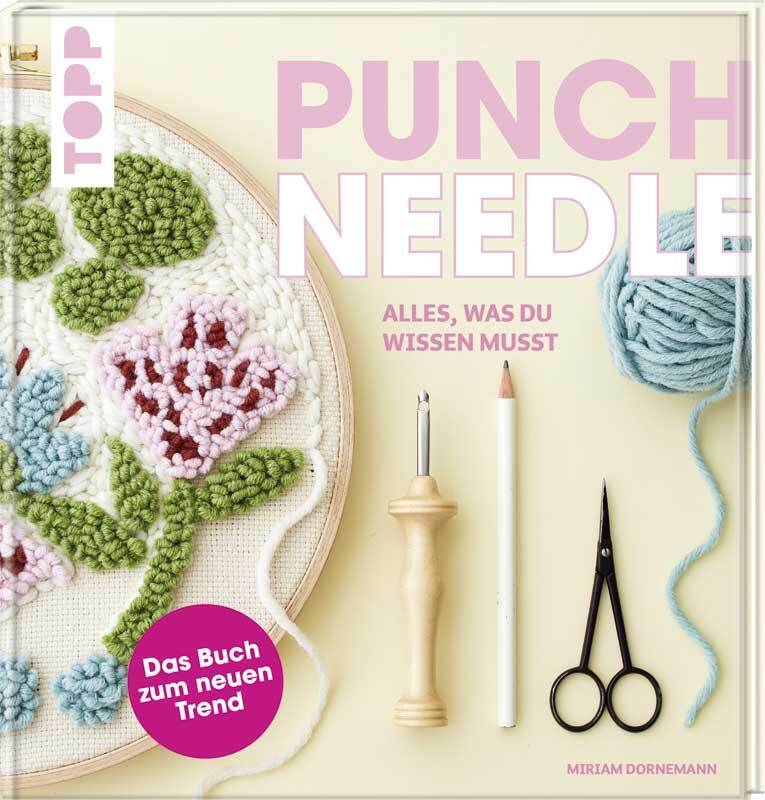 Boek - Punch Needle