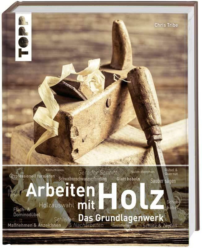 Boek - Arbeiten mit Holz, das Grundlagenwerk
