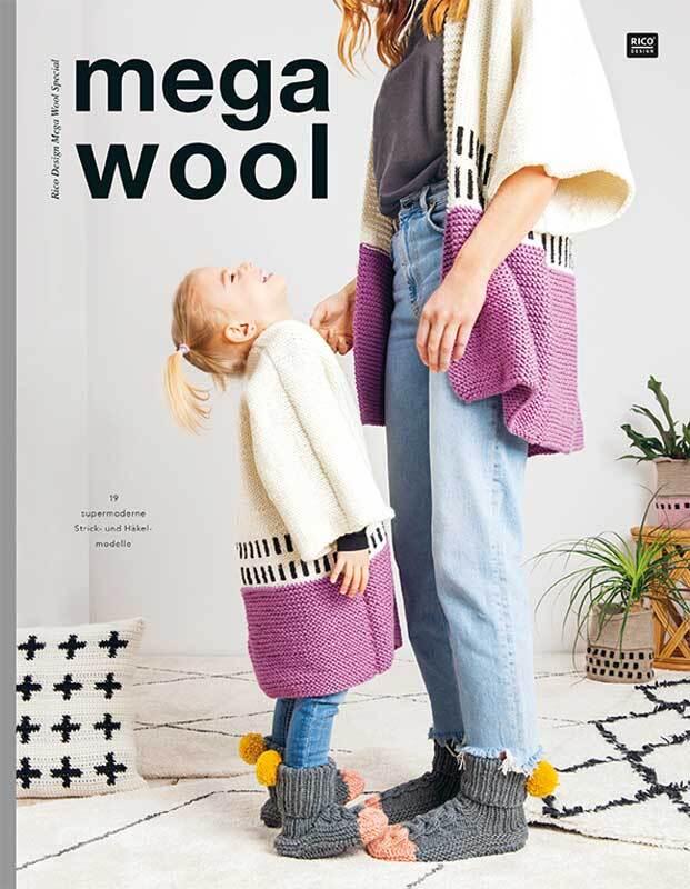 Buch - Mega Wool Special