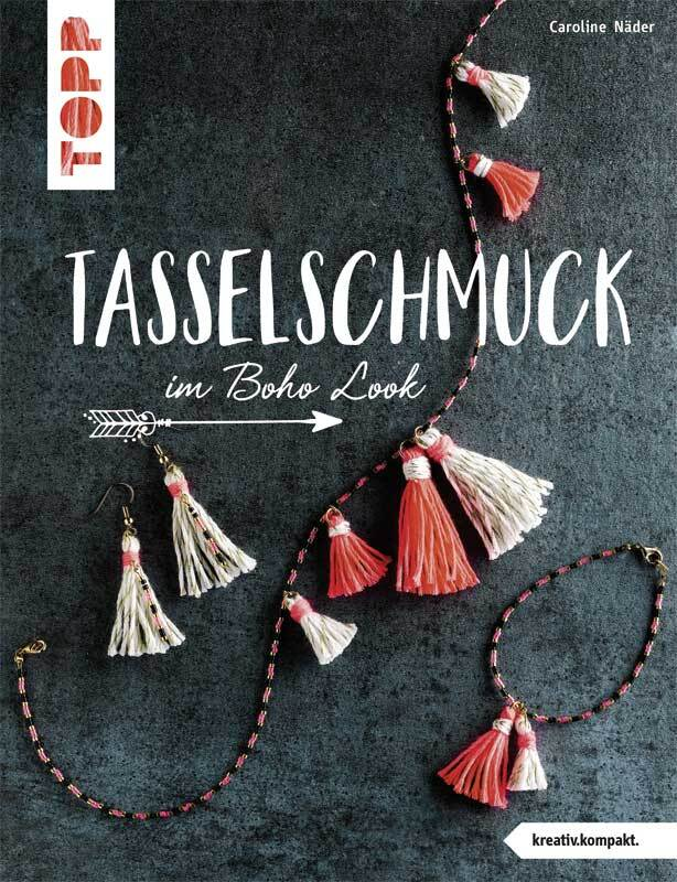 Buch - Tasselschmuck