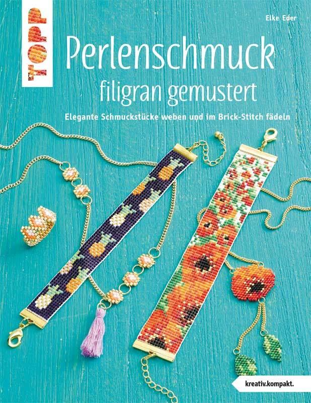 Boek - Perlenschmuck filigran gemustert