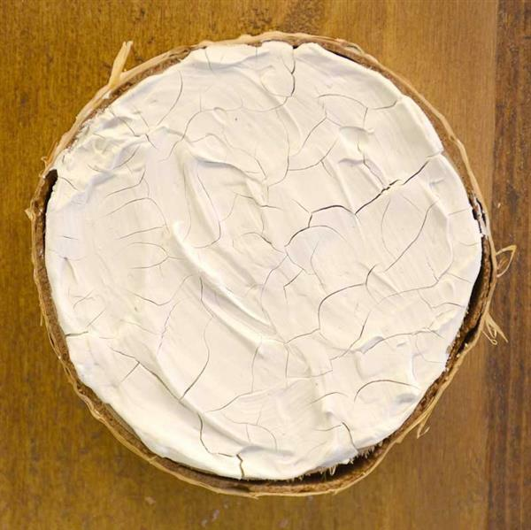 Pâte à craqueler - blanc, 500 g