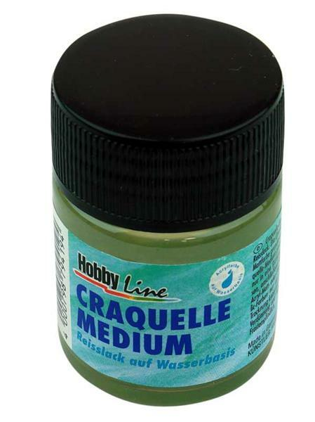 Craquelélak, 50 ml